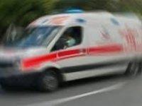 Sarıoğlan ve Pınarbaşı'nda çadırda kalan 7'si çocuk 14 kişi zehirlendi