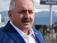 Nursaçan: Cumhurbaşkanımıza desteklerinden dolayı teşekkür ediyorum