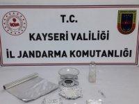 Melikgazi,Kocasinan ve Develi'de uyuşturucu operasyonu: 4 gözaltı