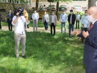 15 bin maskeyi bize gönderen Erciyes Anadolu Holdinge teşekkür ediyorum
