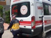 Gesi Fatih Mahallesi'nde intihar girişiminde bulundu
