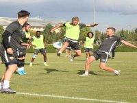 Kayserispor, Fenerbahçe ile oynayacağı maçın hazırlıklarını sürdürdü