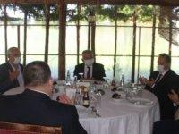 Mustafa Alan,Cumhurbaşkanımıza ve Sağlık Bakanımıza candan teşekkür ediyorum
