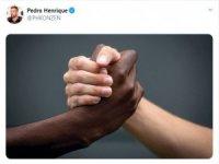 Pedro Henrique, ırkçılık yapılmasına tepki gösterdi