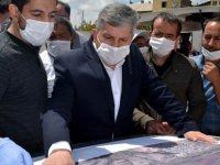 Başkan Altun Karakaya mahallesinin su sorunu projesine start verdi
