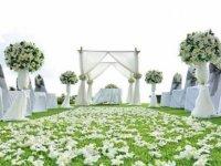 Kayserispor tesislerinde kır düğünü organizasyonu