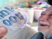 Kayseri'de 65 yaş üstü olanlara haziran maaşları evde verilecek