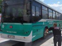 Cillop Otobüs Yıkama İşletmesi hizmete açıldı