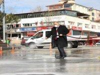 YAHYALI YEŞİLKÖY MAHALLESİ'NDE 40 EV KARANTİNA ALTINA ALINDI