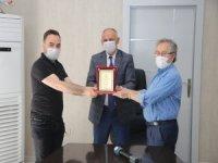Yahyalı Belediye Başkanı Öztürk'ten encümen üyelerine teşekkür