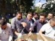 Yeniden Refah Partisi Kayseri İl Başkanlığı Bin Kişiye Aşure İkramında Bulundu