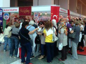 MELİKGAZİ ANKARA'DA ÇILDIRDI