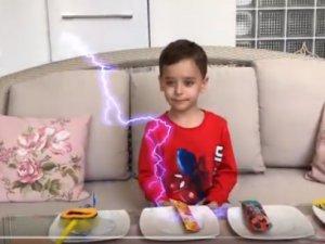 Mehmet Ali kendi You Toube Kanalını Kurdu-video