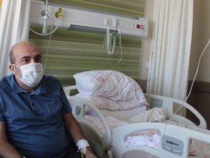 Uzm. Dr. İsa Üzüm korona virüse yakalandı yaşadıklarını anlattı
