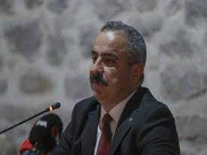 Sinan Burhan 6.Anadolu Medya ödül töreninde konuştu